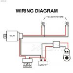 Led Wire Schematic   Schema Wiring Diagram   Light Bar Wiring Diagram