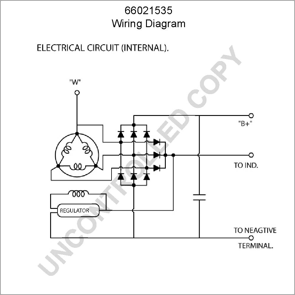 Leece Neville Alternator Wiring Diagram Prestolite | Manual E-Books - Leece Neville Alternator Wiring Diagram