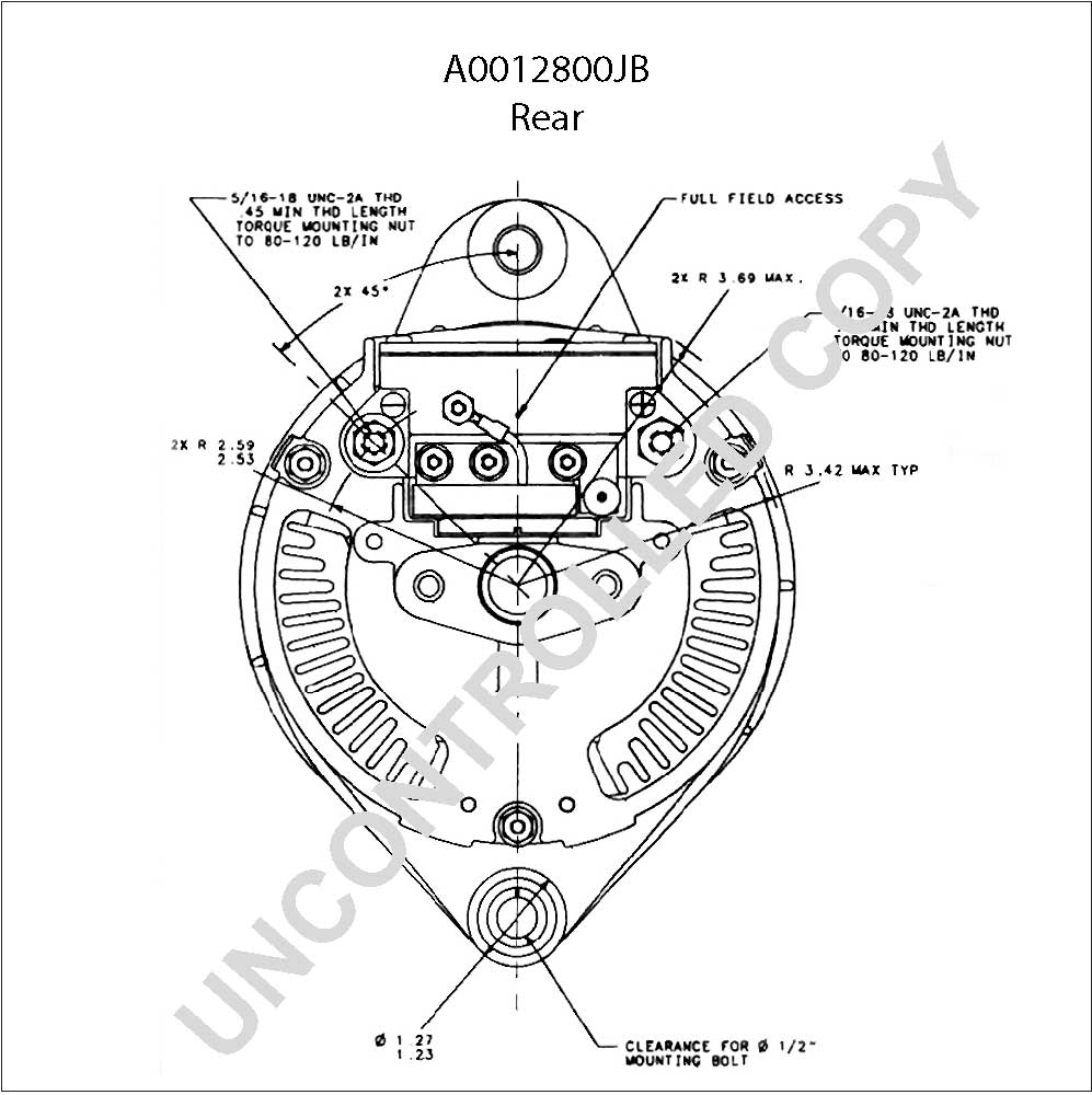 Prestolite Alternator Wiring Diagram from 2020cadillac.com