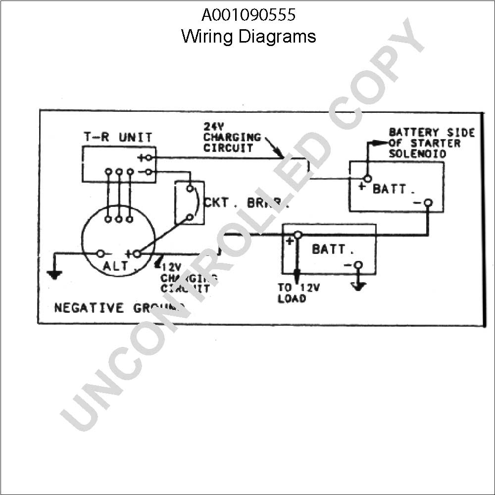 Leece Neville Alternator Wiring Diagram | Wiring Diagram - Leece Neville Alternator Wiring Diagram