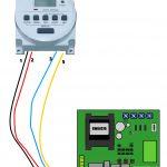 Liftmaster Wiring Diagram Sensors | Manual E Books   Liftmaster Garage Door Opener Wiring Diagram