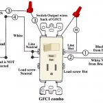 Light Switch Schematic Combo Wiring | Wiring Diagram   Gfci Outlet Wiring Diagram