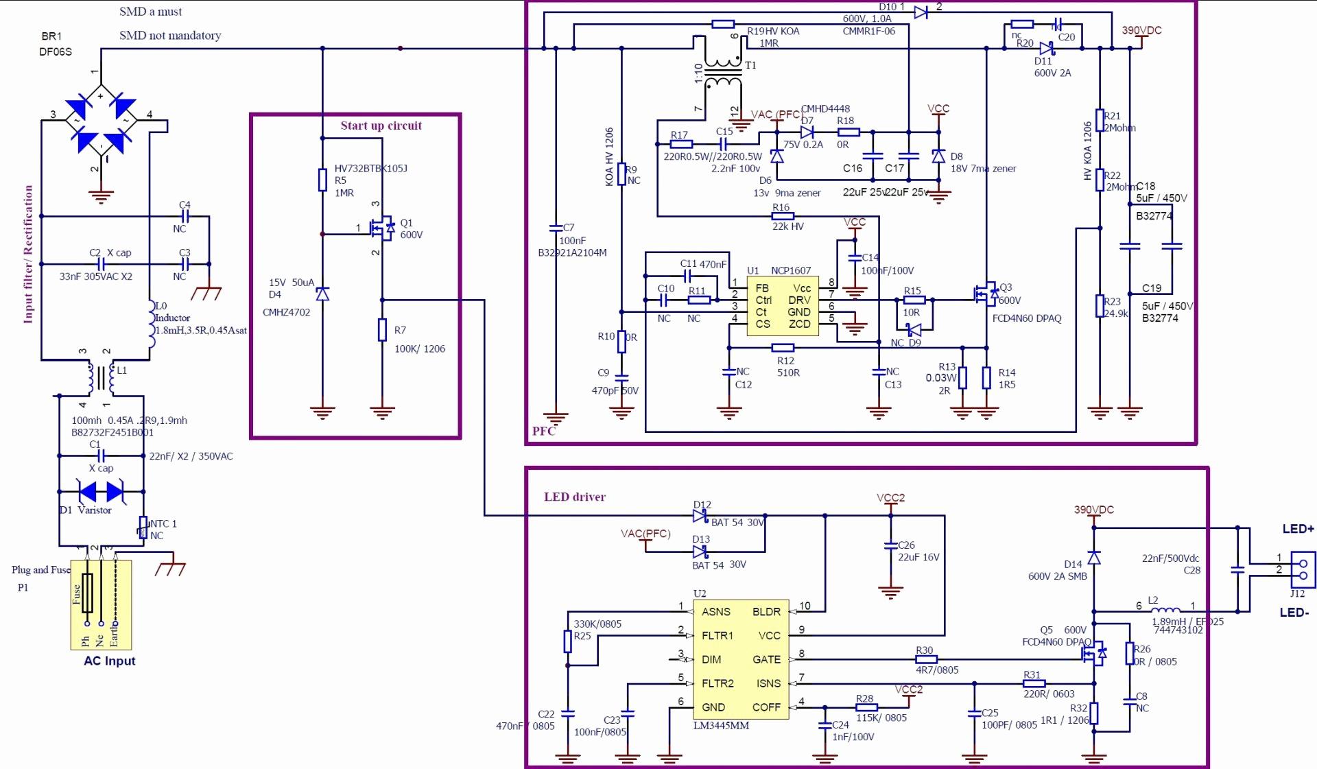 Lithonia T8 4 Bulb Wiring Diagram   Manual E-Books - 2 Lamp T8 Ballast Wiring Diagram