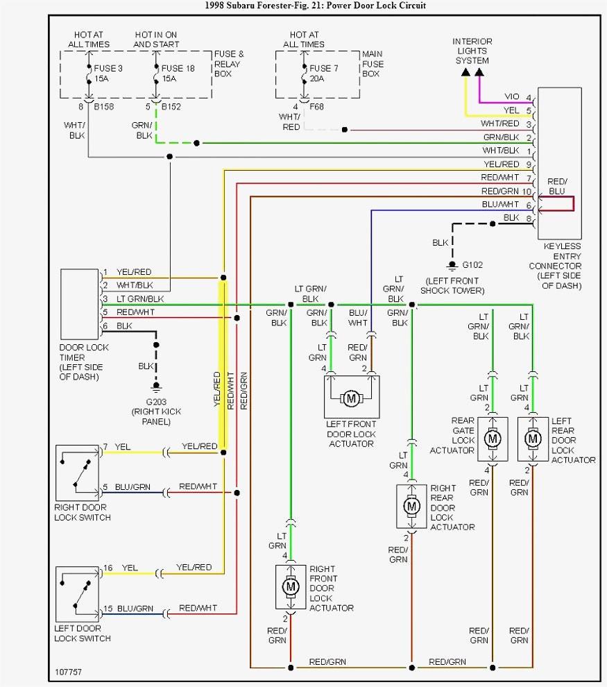 Lock Actuator Wiring Diagram   Wiring Library - Power Door Lock Wiring Diagram