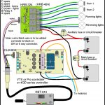 Loco Wiring: Hand Control & Horn Relay Board   4Qd   Electric Motor   Horn Wiring Diagram With Relay