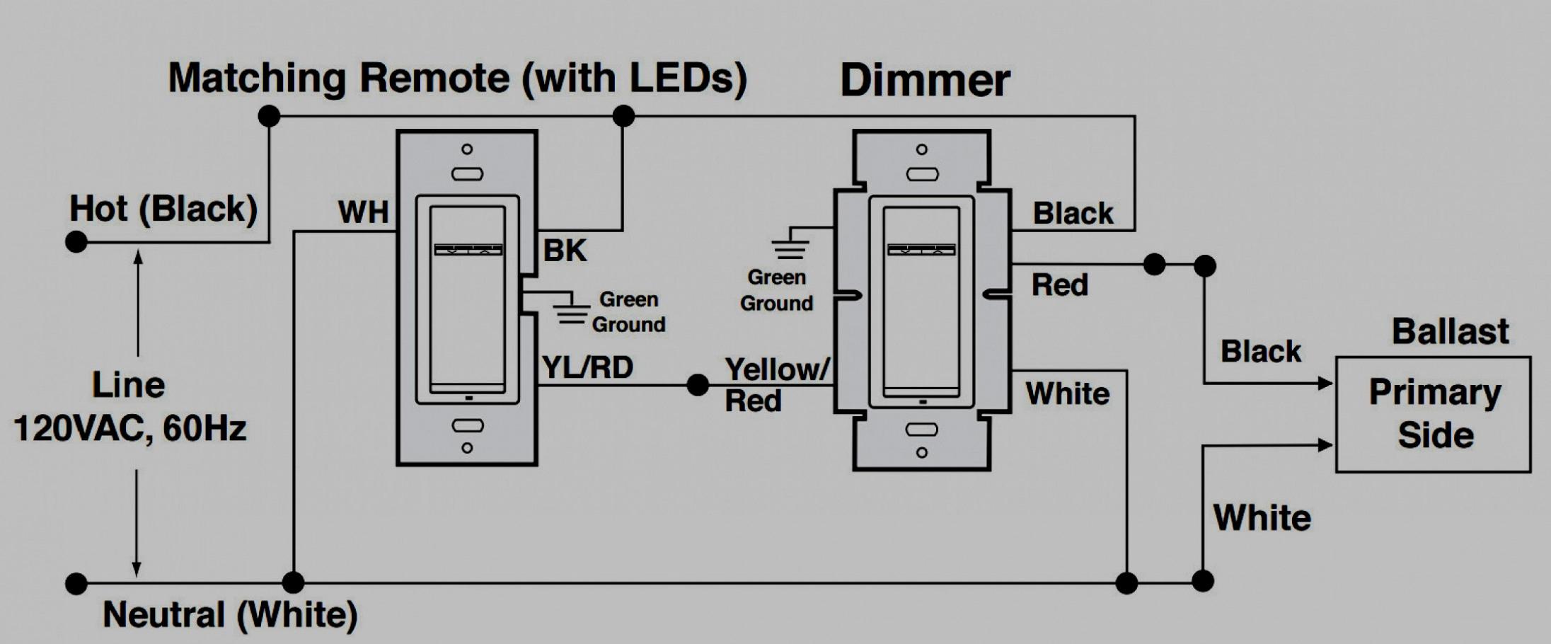 Lutron Wire Diagram | Schematic Diagram - 3 Way Dimmer Switch Wiring Diagram