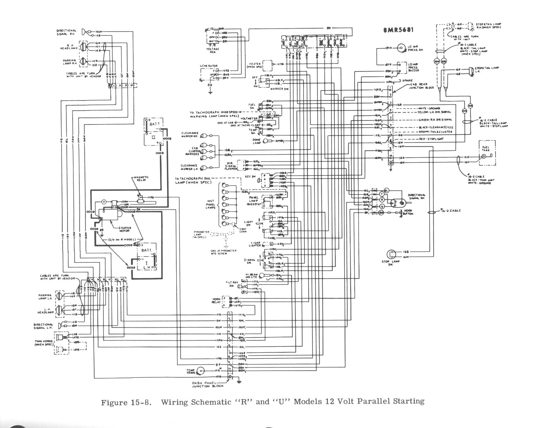 Mack Truck Wiring Diagram - Data Wiring Diagram Today - Mack Truck Wiring Diagram Free Download