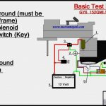Mad Dog Solenoid Wiring Diagram | Wiring Diagram   Starter Relay Wiring Diagram