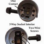 Making Electronics Fun Light Bulb Types Chart   2 Circuit 3 Terminal Lamp Socket Wiring Diagram