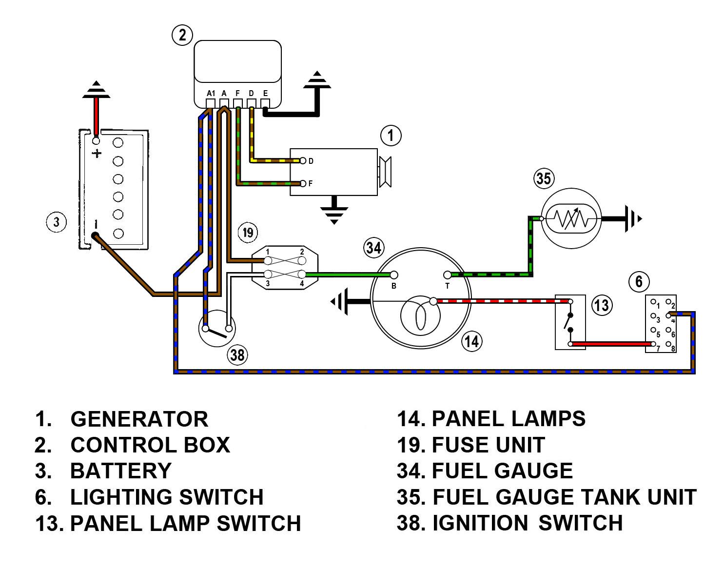 Marine Fuel Gauge Wiring Diagram | Wiring Diagram - Fuel Gauge Wiring Diagram
