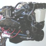 Marine Remanufactured Engines Inboard   Chevy 350 Wiring Diagram