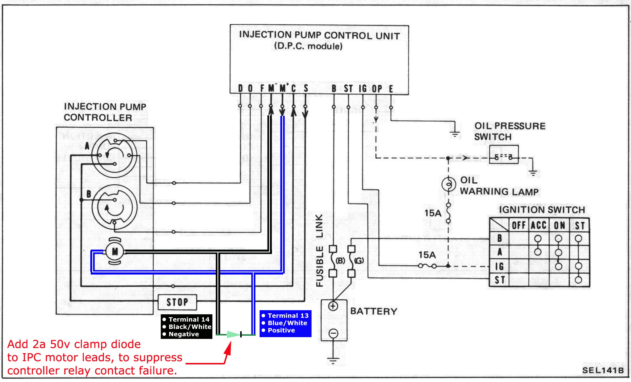 Maxima Oil Pressure Switch Wiring Harness | Wiring Diagram - Oil Pressure Switch Wiring Diagram