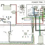 Mercruiser Trim Motor Wiring Diagram   Schematic Diagram   Evinrude Wiring Diagram Outboards