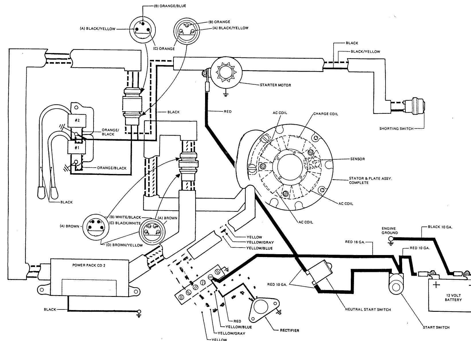 Mercury 9 9 Wiring Diagram - Wiring Diagram All Data - Mercury Outboard Power Trim Wiring Diagram