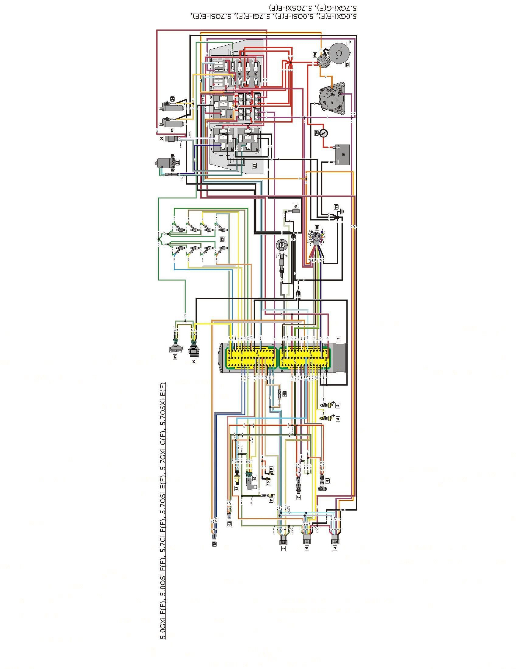 Tilt And Trim Wiring Diagram - Electricity Site