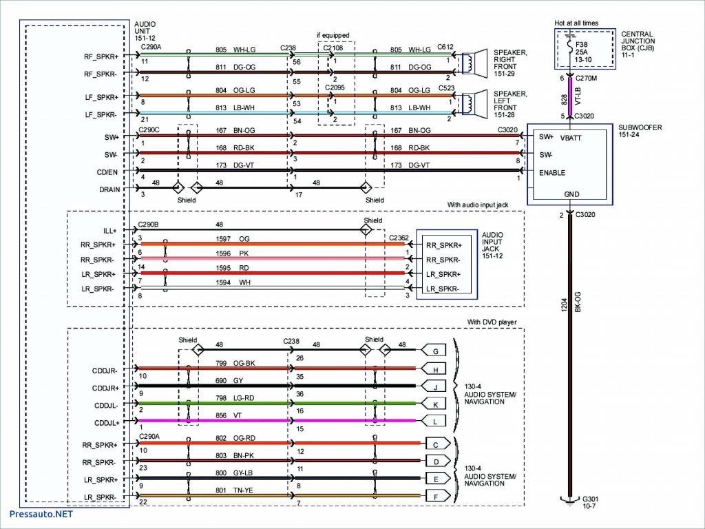 Metra Wire Diagram
