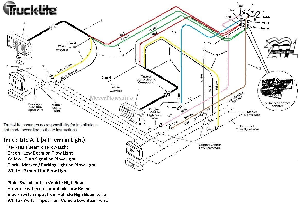 Meyer E 47 Wiring Diagram - All Wiring Diagram - Meyer E47 Wiring Diagram