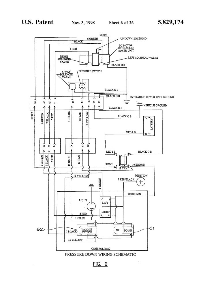Meyer Plow Pump Wiring Diagram