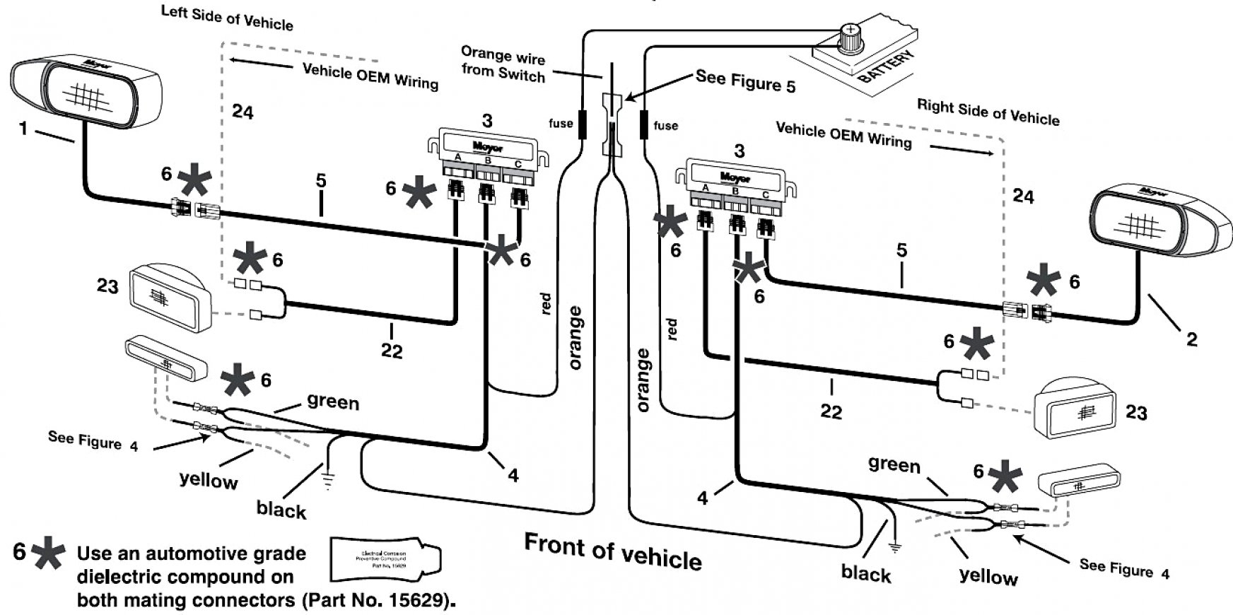 Meyer Snow Plow Wiring Diagram For Headlights | Wiring Diagram - Meyers Snow Plows Wiring Diagram