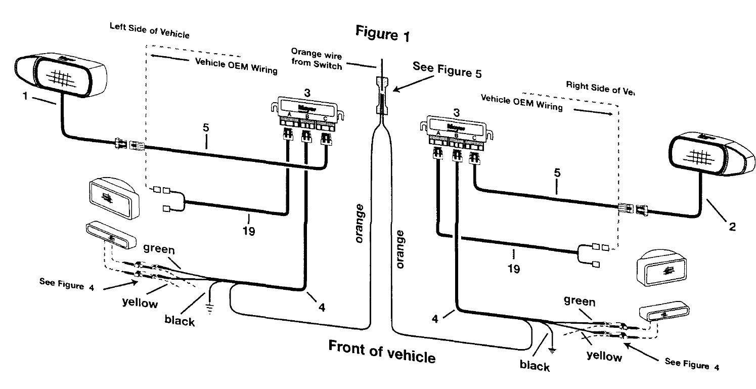 Meyer St90 Snow Plow Wiring Diagram For | Manual E-Books - Meyers Snow Plows Wiring Diagram