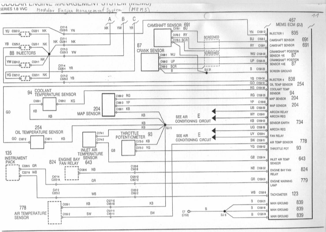 Mg Zr Horn Wiring Diagram - Wiring Diagram Blog - Mg Wiring Diagram