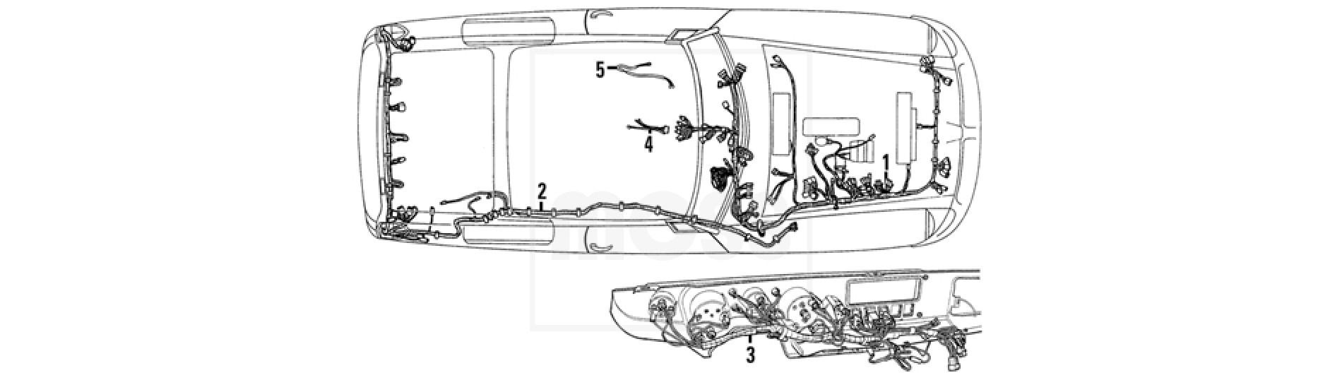 Mgb Wiring Harness - Today Wiring Diagram - Mgb Wiring Diagram