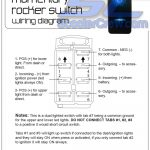 Mictuning Winch 7 Pin Wiring Diagram | Wiring Diagram   7 Pin Rocker Switch Wiring Diagram