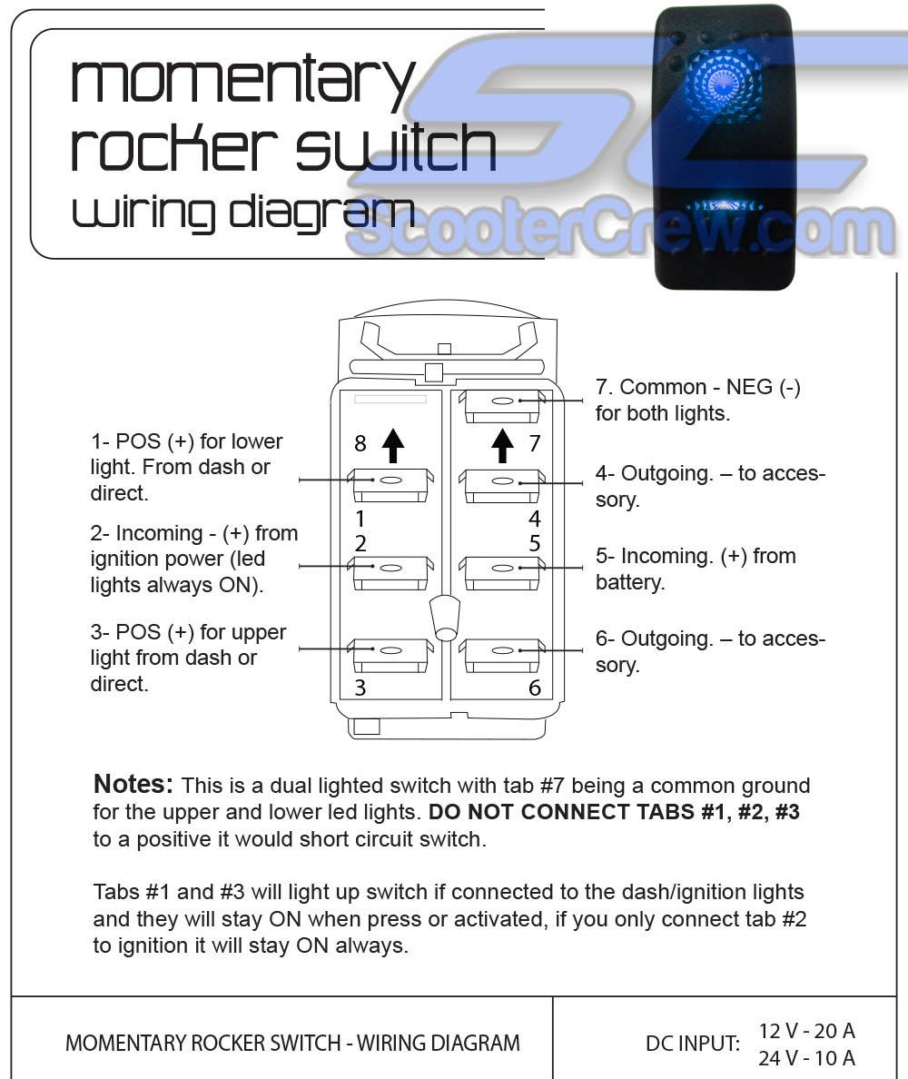 Mictuning Winch 7 Pin Wiring Diagram | Wiring Diagram - 7 Pin Rocker Switch Wiring Diagram