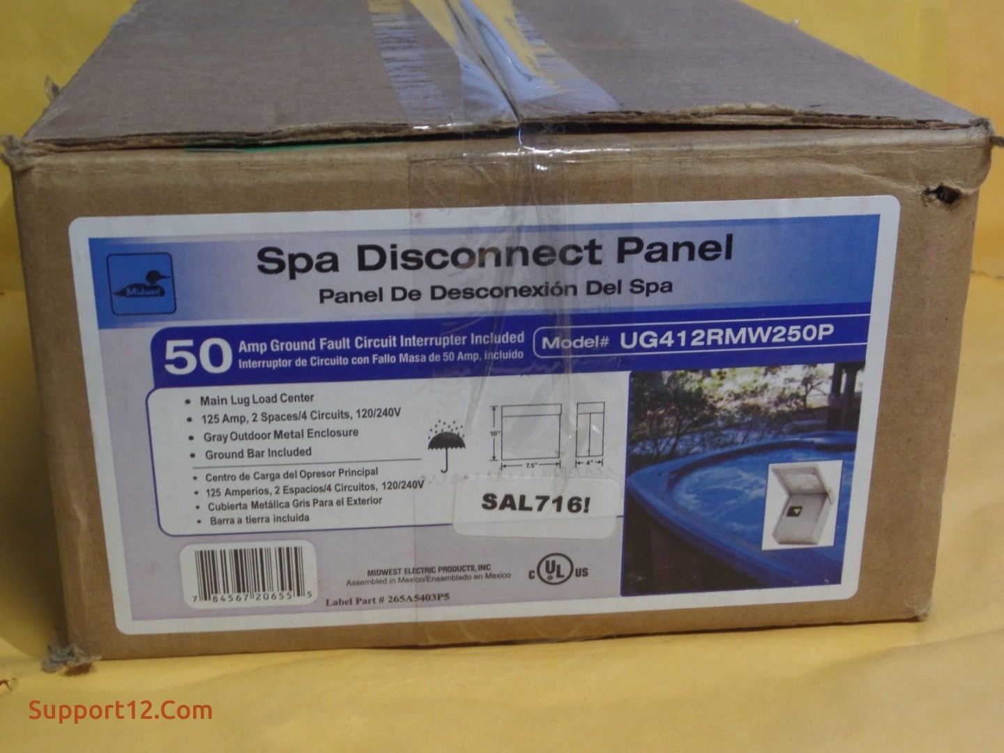 Midwest Spa Disconnect Panel Wiring Diagram | Best Wiring Library - 60 Amp Disconnect Wiring Diagram