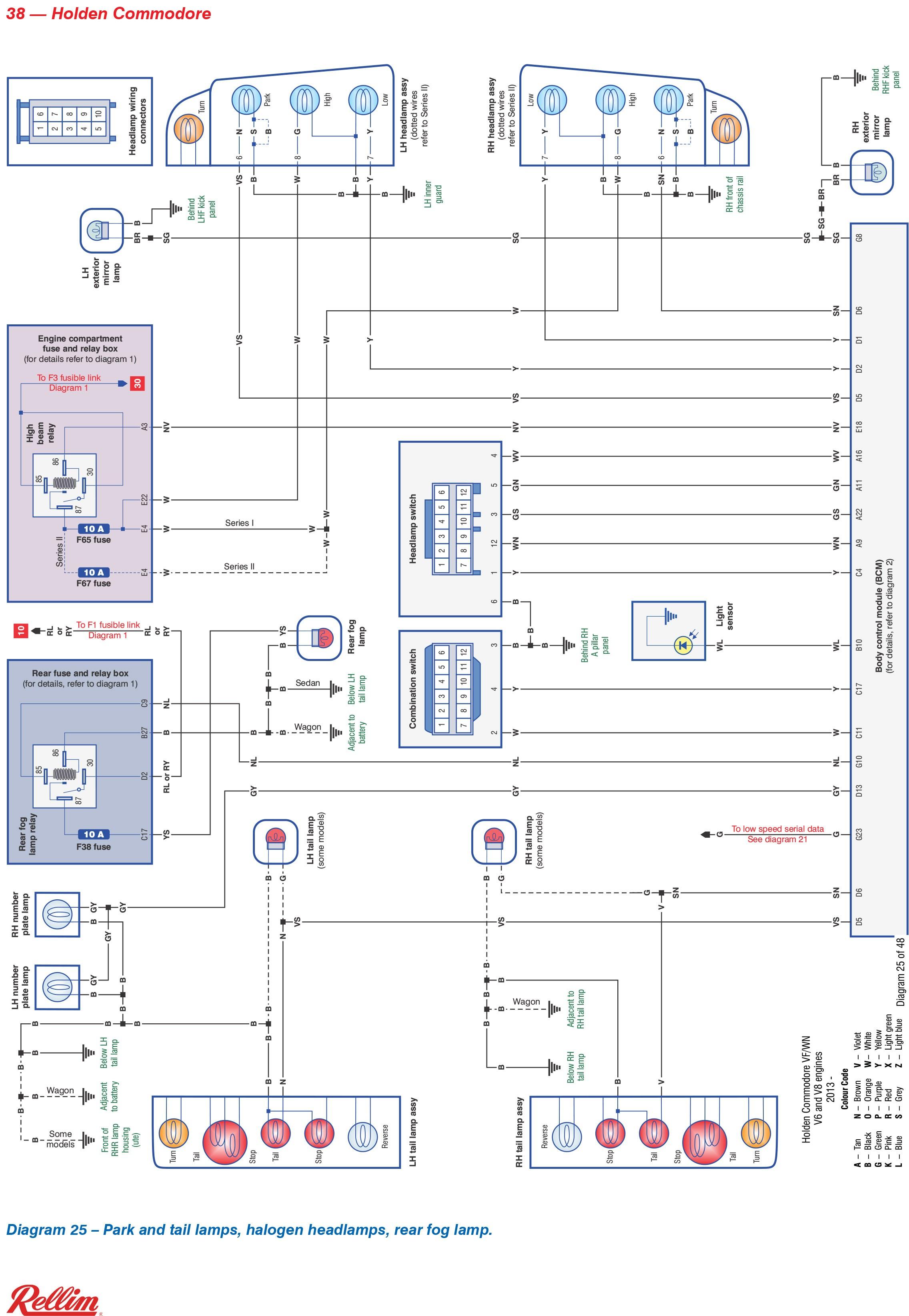 Mitsubishi Shogun Wiring Diagram | Manual E-Books - Chopper Wiring Diagram