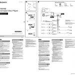 Mnl 4500] Installing Sony Car Stereo User Manual | 2019 Ebook Library   Sony Xplod Car Stereo Wiring Diagram