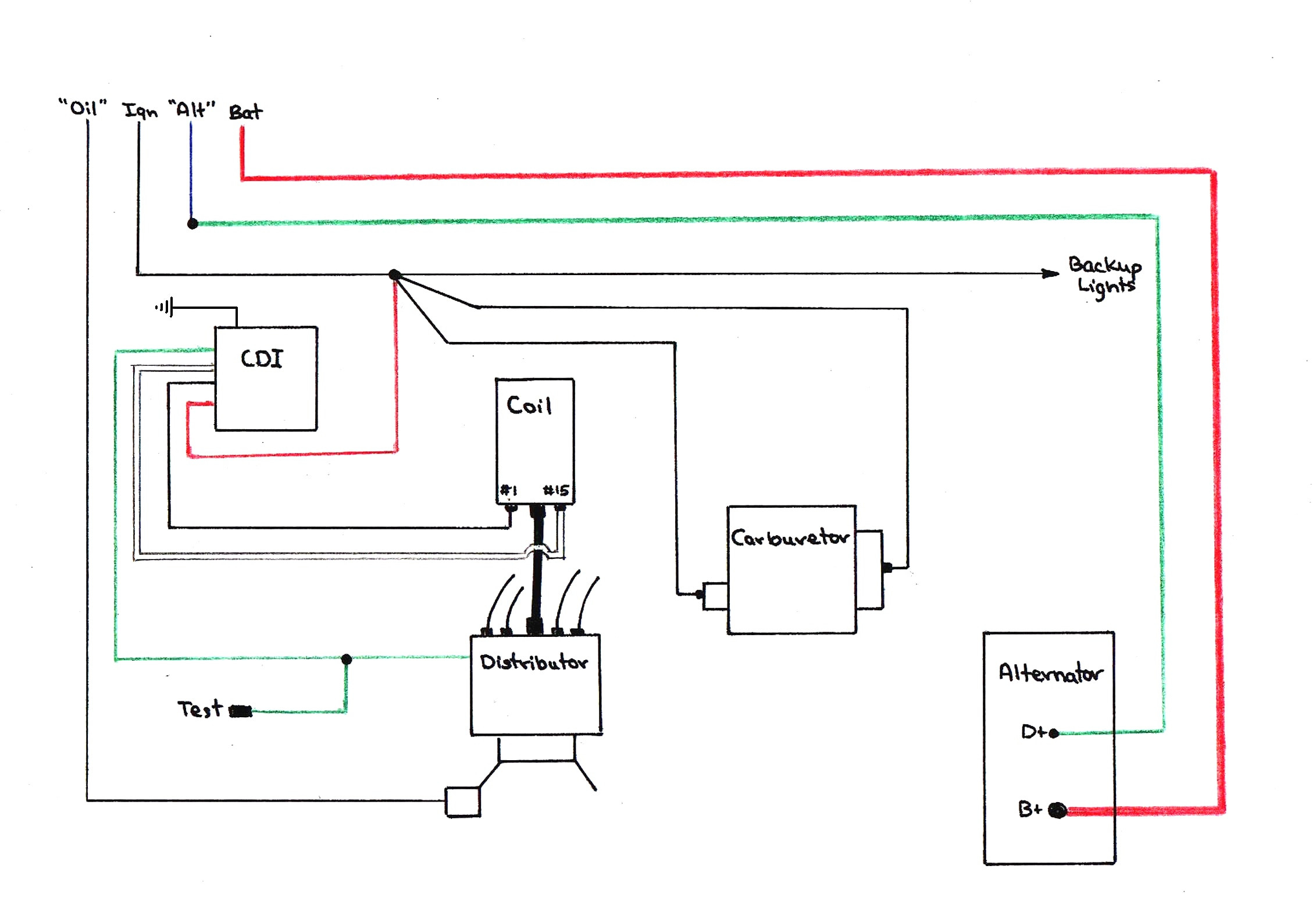 Cdi Box Wiring Diagram For Ac