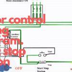 Motor Control Start Stop Station. Motor Control Wiring Diagram. How   Phone Wiring Diagram