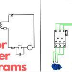 Motor Starter Diagram. Start Stop 3 Wire Control. Starting A Three   3 Pole Starter Solenoid Wiring Diagram
