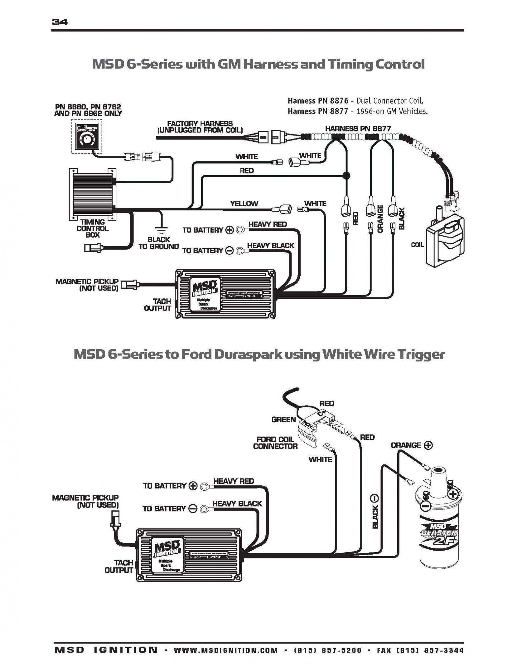 Msd 6Al To Hei Wiring Diagram Wiring Diagram – Hei Wiring Diagram - Msd 6Al Wiring Diagram Chevy