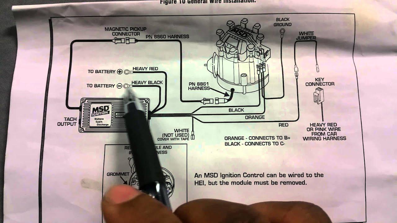 Msd 6Al Wiring Diagram Chevy - Wiring Diagrams Hubs - Msd 6Al Wiring Diagram Chevy