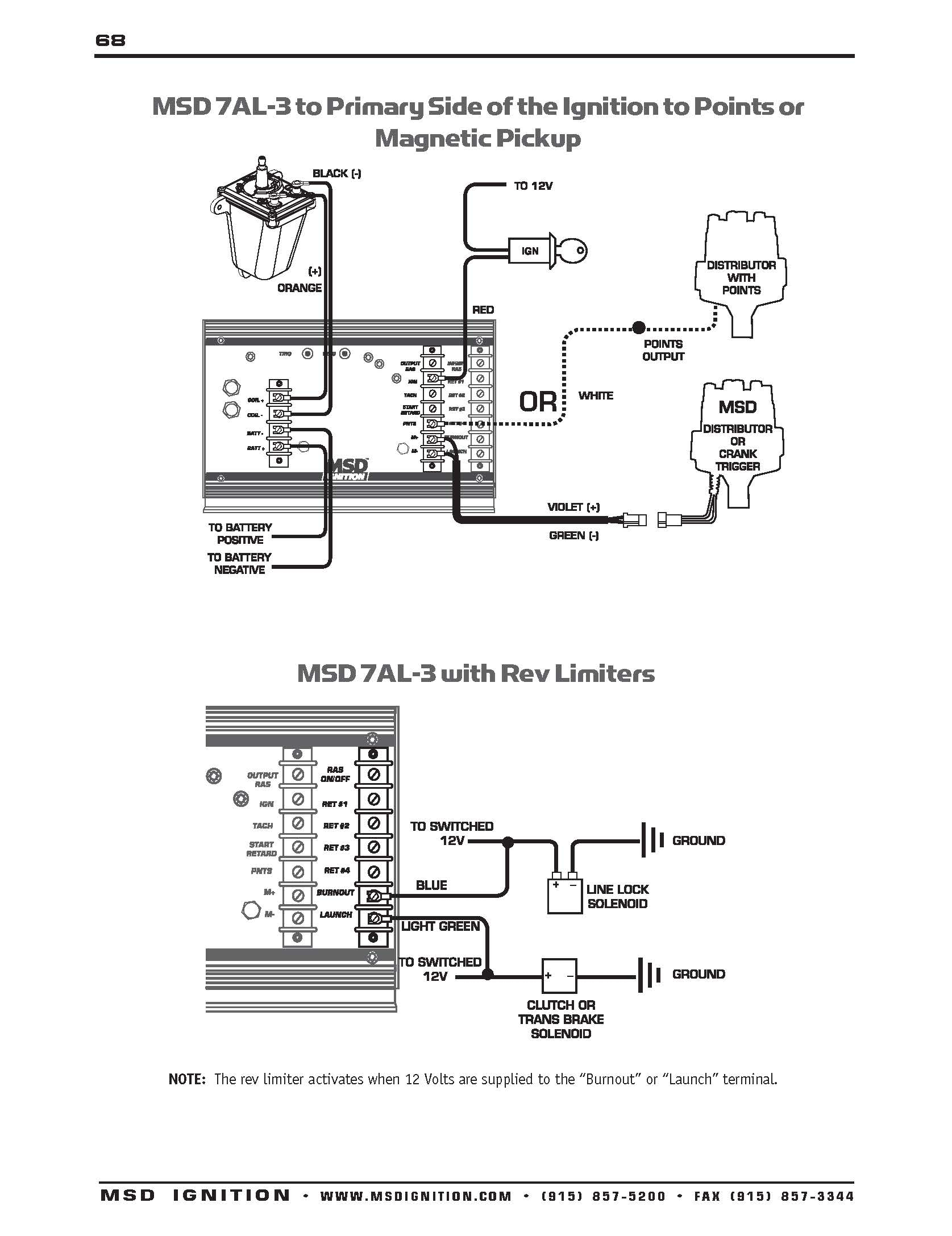 Msd 2 Step Wiring Diagram from 2020cadillac.com