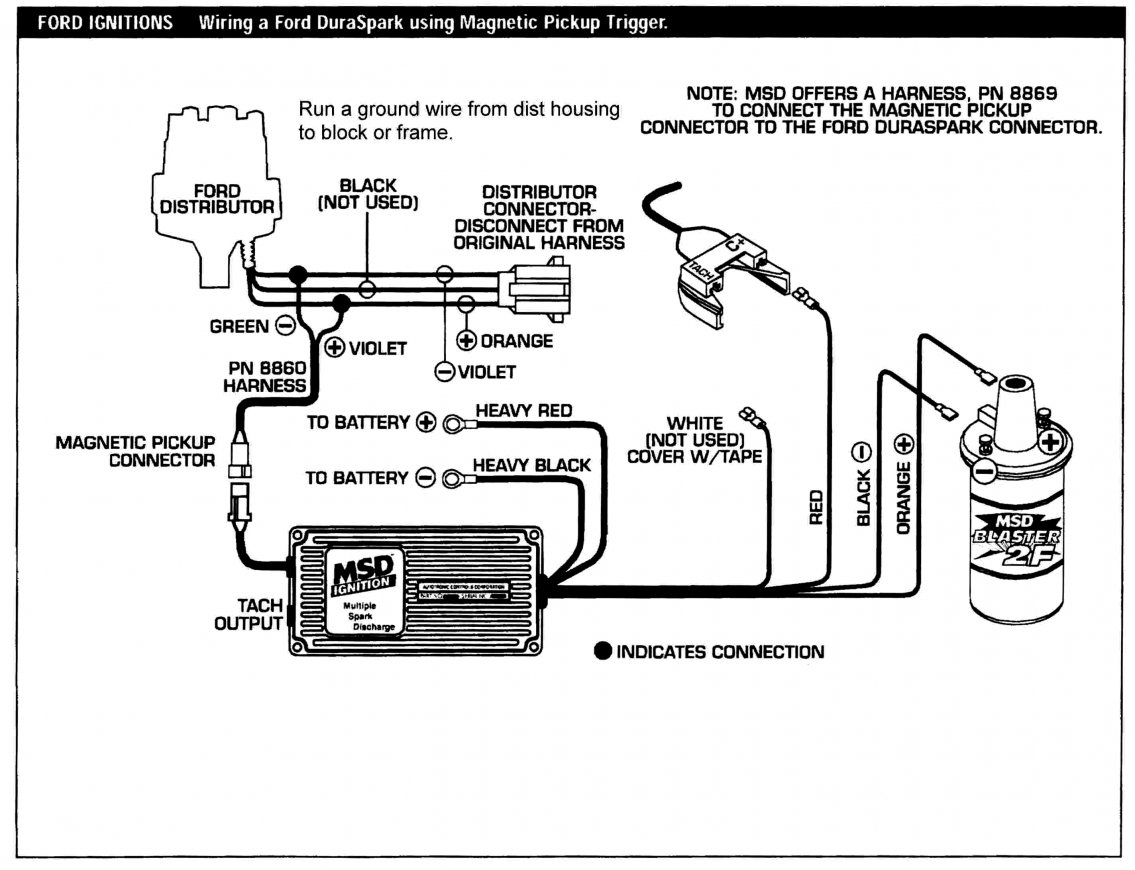 Distributor Wiring Diagram from 2020cadillac.com