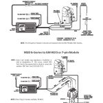Msd Distributor Wiring Diagram Two Wire   Wiring Diagrams Hubs   Msd Wiring Diagram