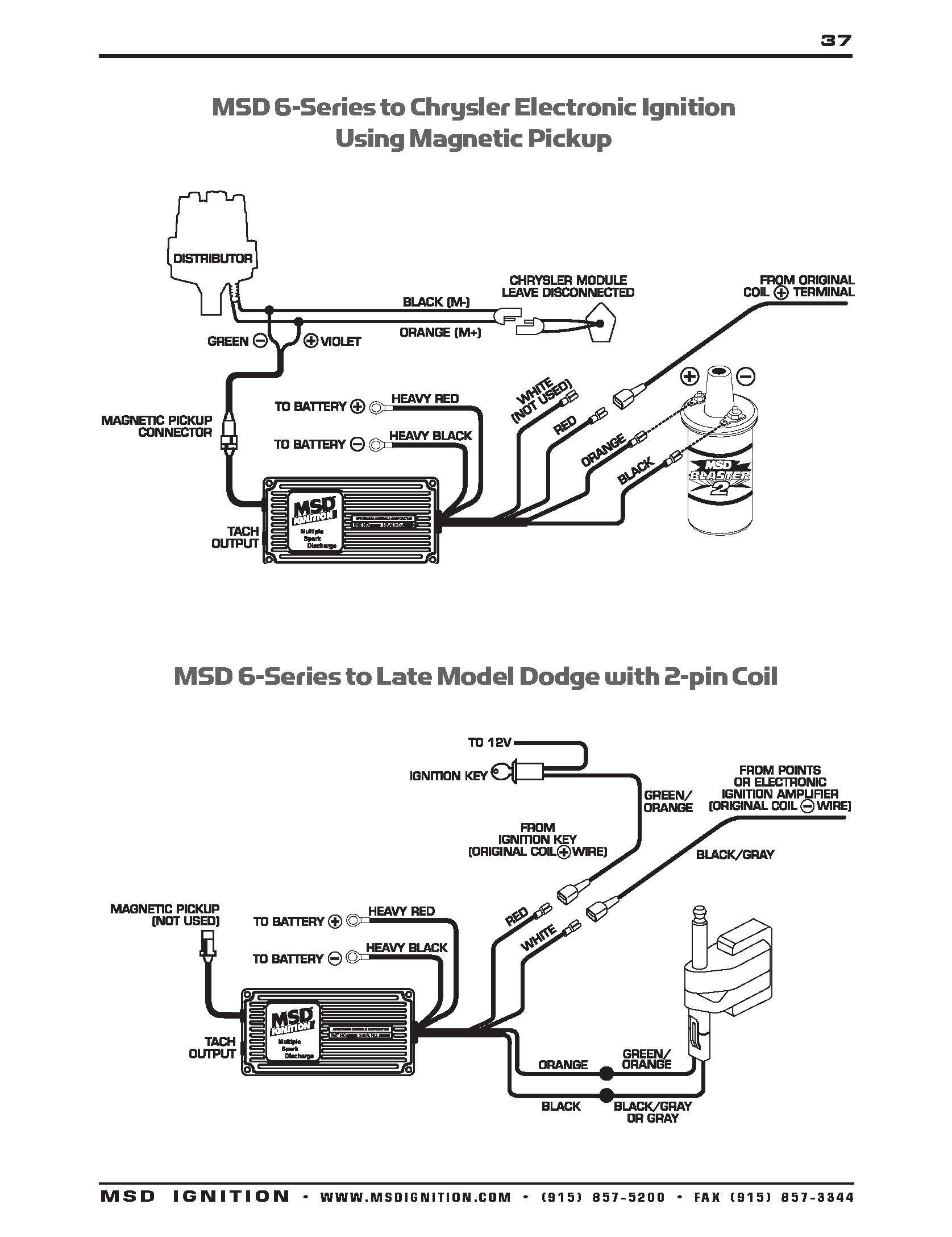 Msd Ignition 6Al Wiring Diagram Chevy | Manual E-Books - Msd Ignition Wiring Diagram Chevy