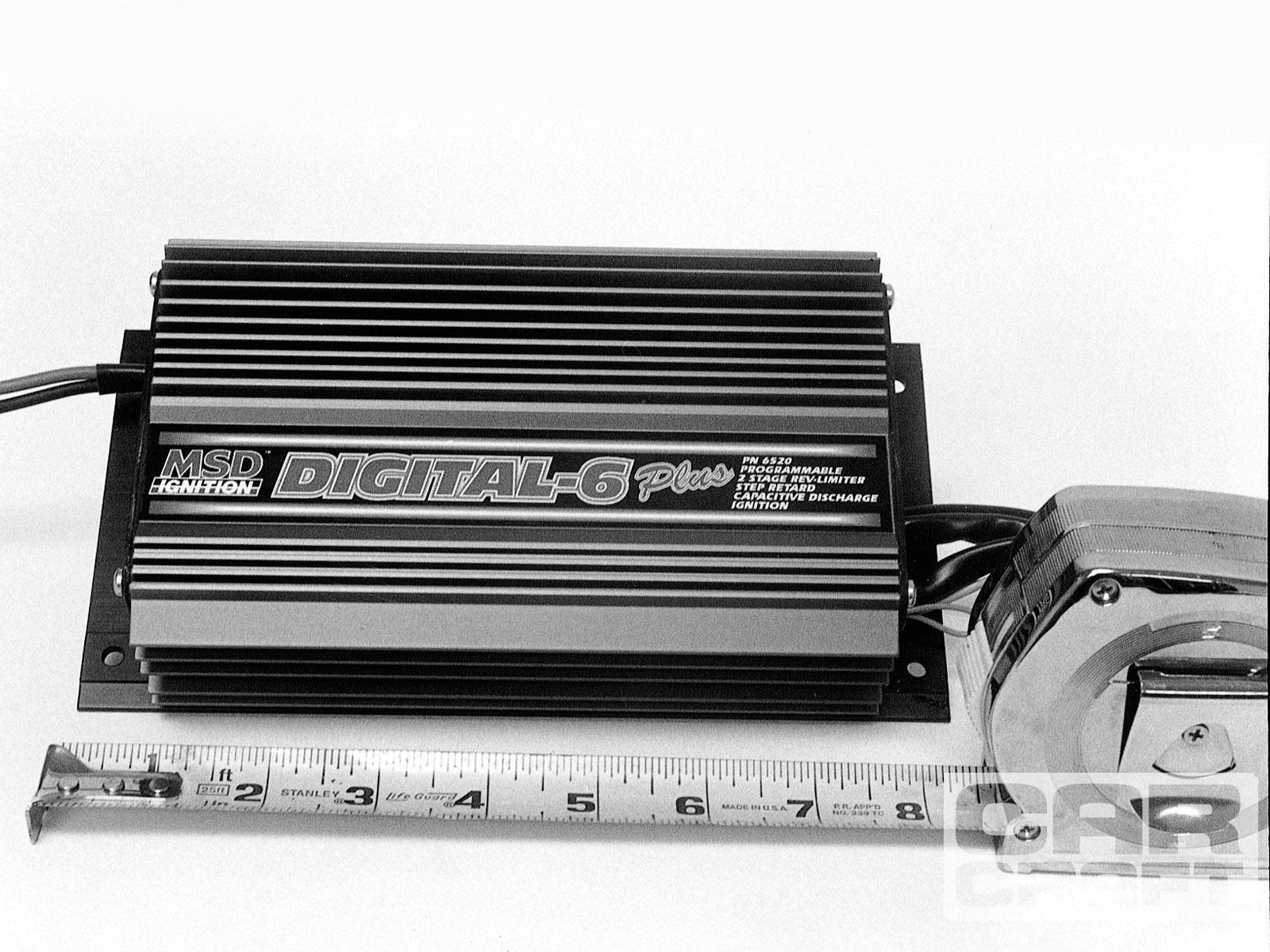 Msd Ignition Digital-6 Plus Install - Hot Rod Network - Msd Digital 6 Plus Wiring Diagram