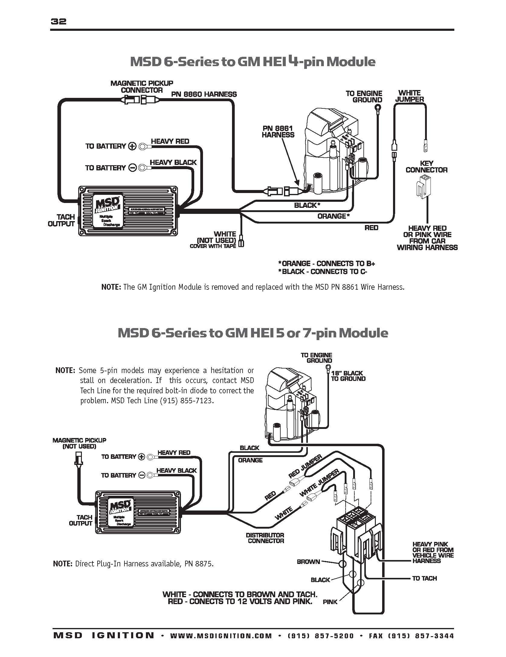 Msd Ignition Wiring - Wiring Diagrams Hubs - Msd Ignition Wiring Diagram