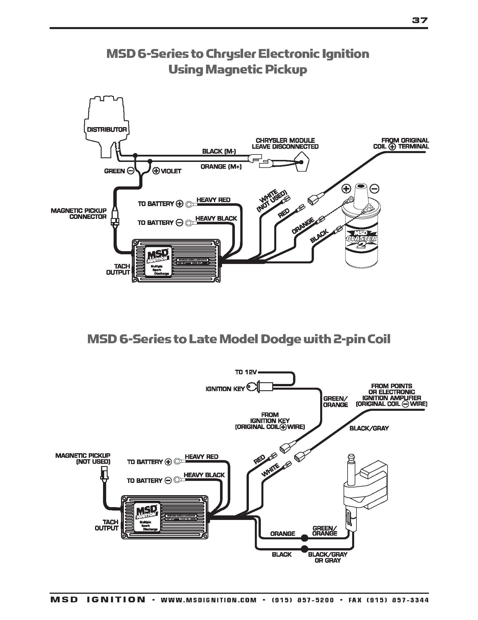 Ford Ignition Coil Wiring Diagram