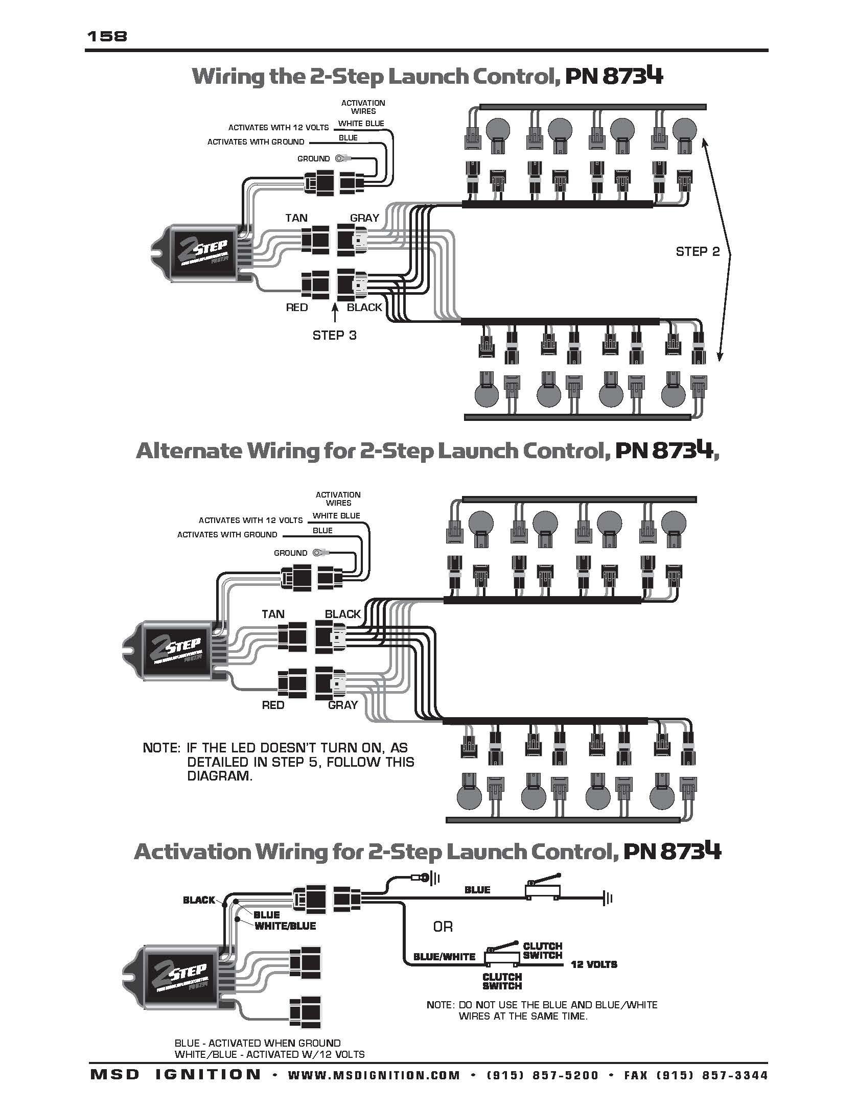 Msd Wiring Diagrams – Brianesser - Msd 6Al Wiring Diagram
