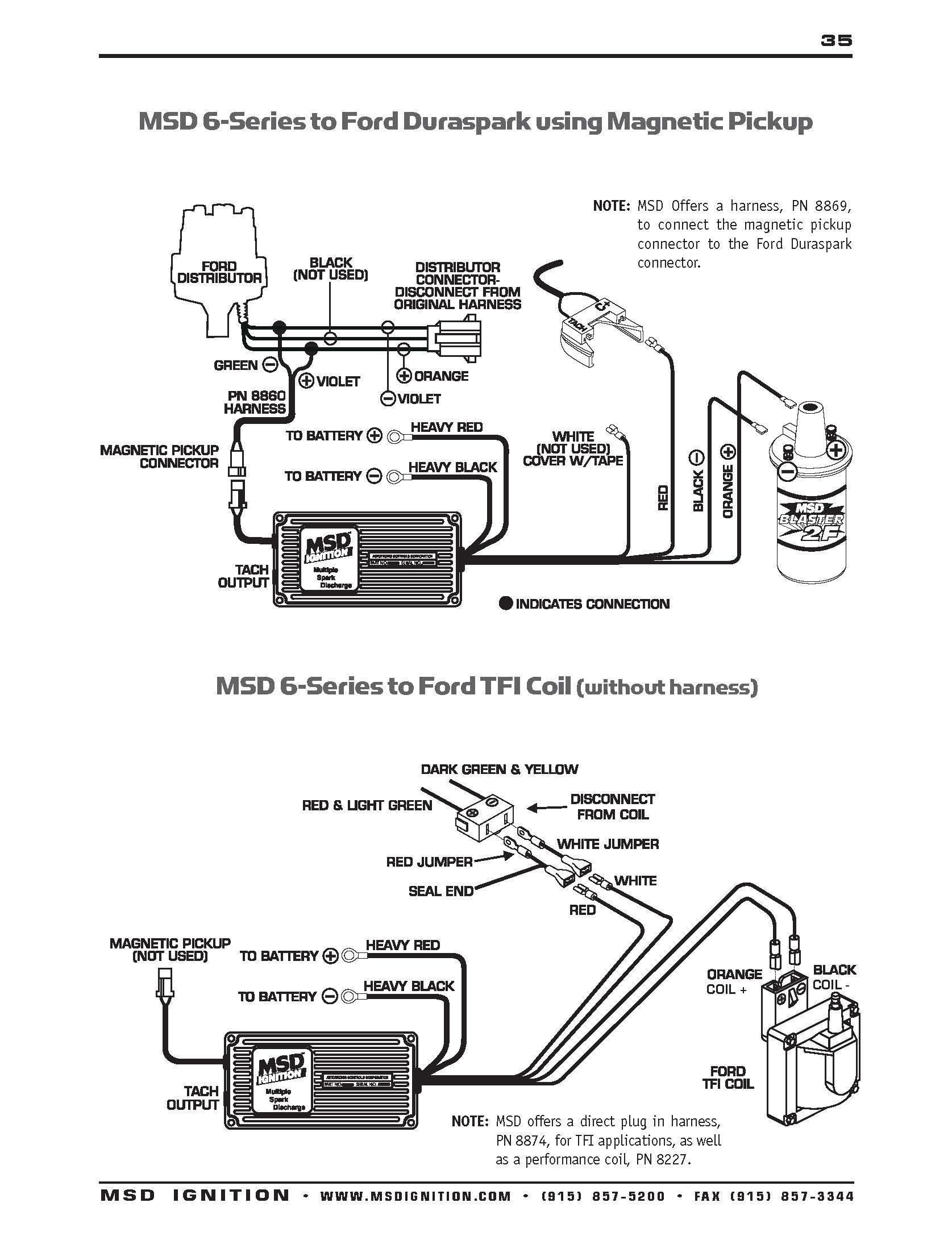 Msd Digital 6Al Pn 6425 Wiring Diagram from 2020cadillac.com