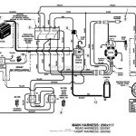 Murray Lawn Mower Starter Wiring Diagram | Manual E Books   Riding Lawn Mower Starter Solenoid Wiring Diagram
