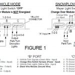 Myers Snow Plow Light Wiring Schematic | Manual E Books   Meyer Snow Plow Wiring Diagram