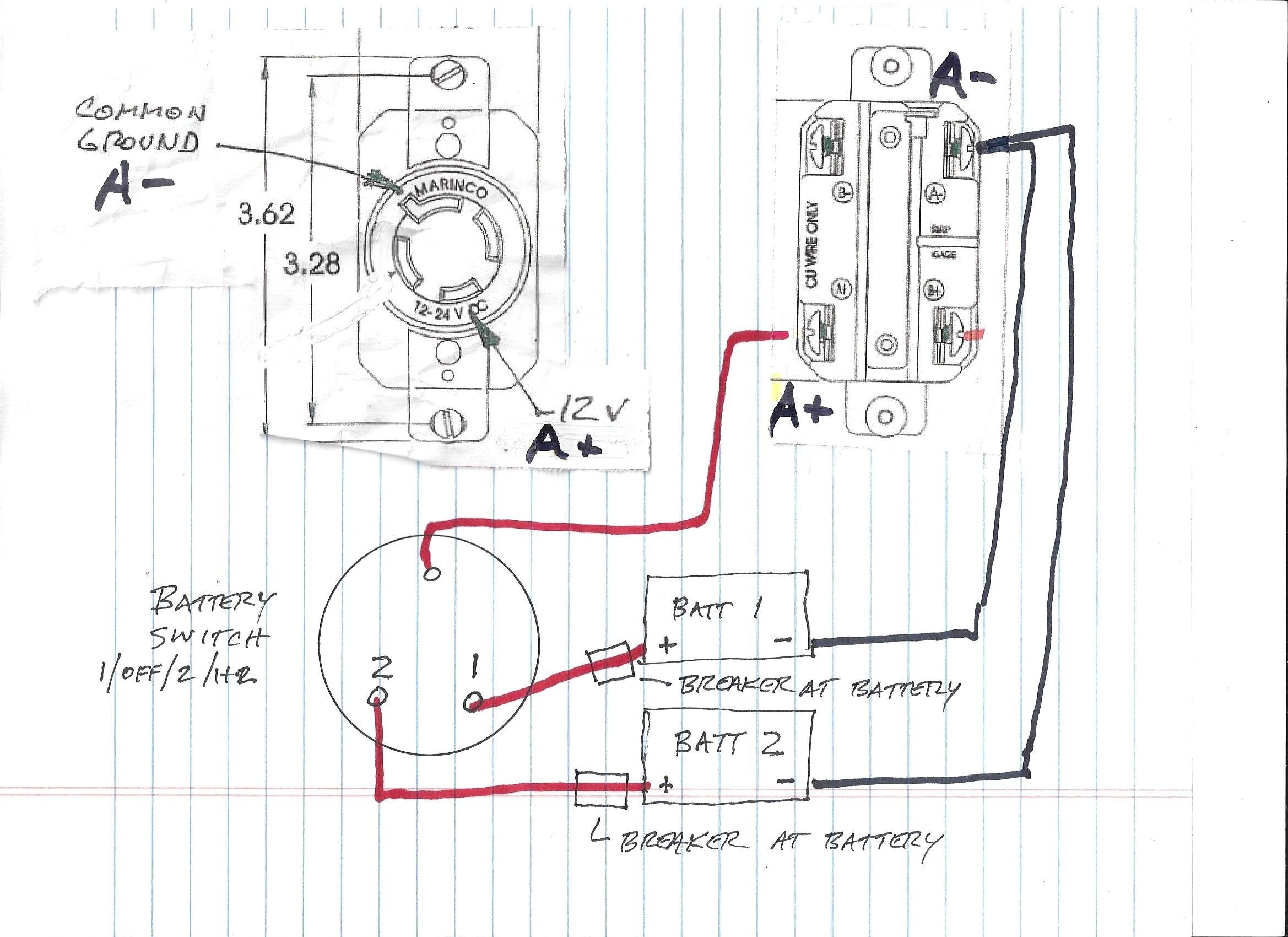 Navigator Trolling Motor Wiring Diagram | Wiring Diagram - 4 Prong Trolling Motor Plug Wiring Diagram