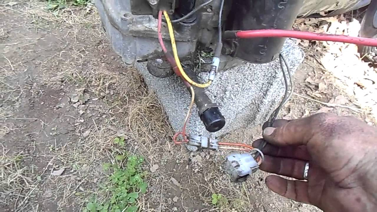 Need Help With Briggs Engine Wiring - Youtube - Briggs And Stratton Voltage Regulator Wiring Diagram