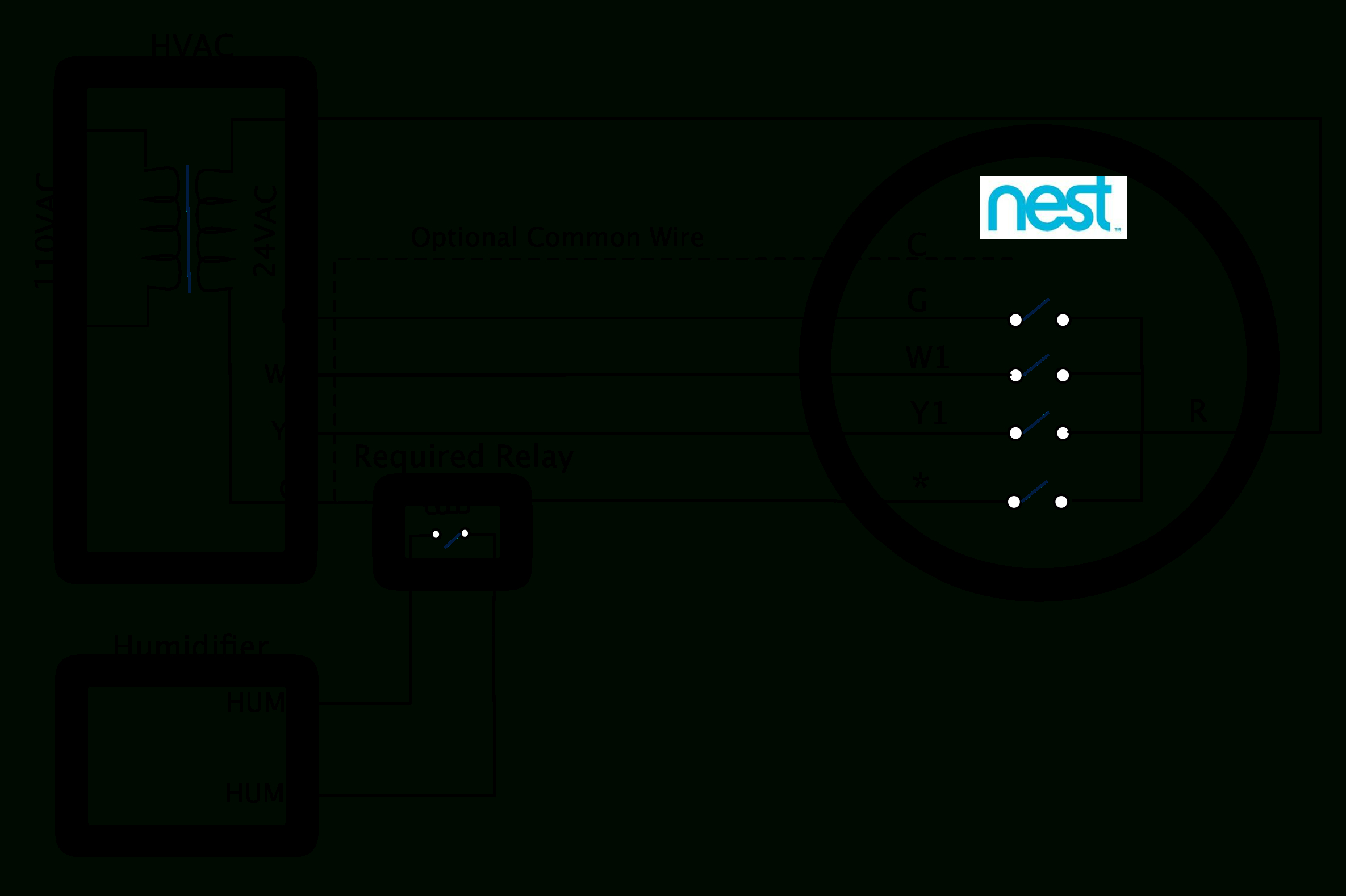 Nest Learning Thermostat Advanced Installation And Setup Help For - Hvac Thermostat Wiring Diagram